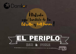 Distribuciones Damker | Periplo Bar & Pizza